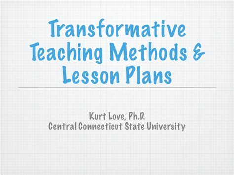 home education lesson planning resources libguides transformative teaching methods