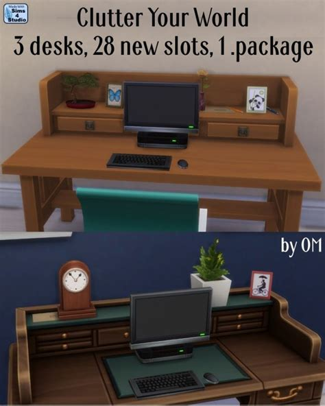 office clutter sims 4 cc 132 best images about desk office bookcase books ts4 on