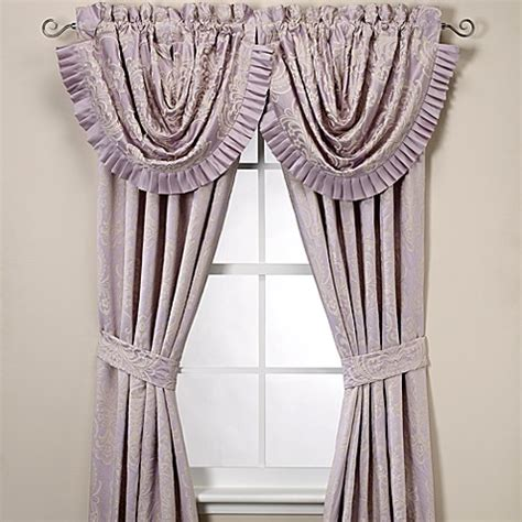 j queen curtains j queen new york chateau 84 inch window curtain panel