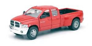 54473 r new ray dodge ram 3500 pickup truck