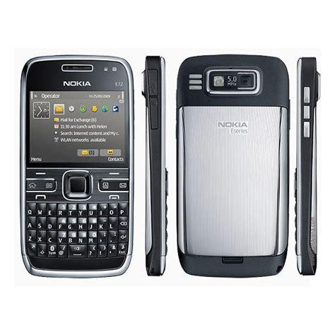 Nokia E71 Black Crome review of the nokia e72 design