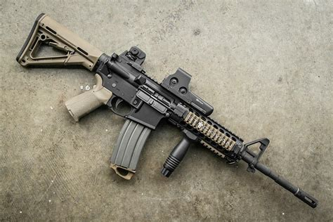 Kaos Navy Seals Ar By Araysel m4 us army m4 rifles builds guns ar15 weapons