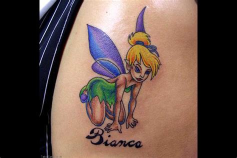 tattoo tinkerbell meaning tinkerbell tattoo design quotes quotesgram