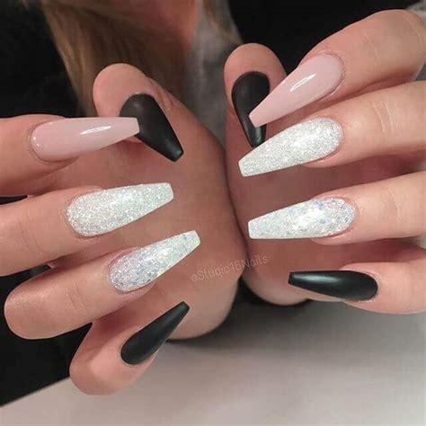 imagenes de uñas pintadas para novias u 209 as largas 100 dise 209 os imperdibles u 209 as decoradas