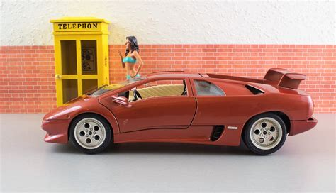 Lamborghini Diablo Model Car by Wallpaper Matchbox Lamborghini Diablo 2018 Carina
