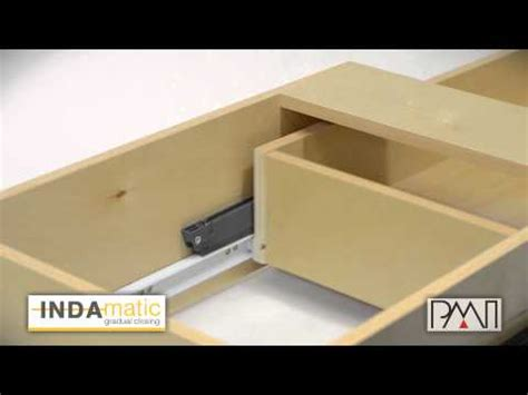 Retrofit Soft Drawers by Installation Of Indamatic Soft Drawer Retrofit