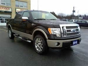2010 ford f 150 king ranch 5 1 2 ft kingston