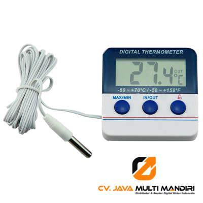 Alat Alarm Thermometer Luar Dalam Amt 105 termometer amtast amt 105 amtast indonesia