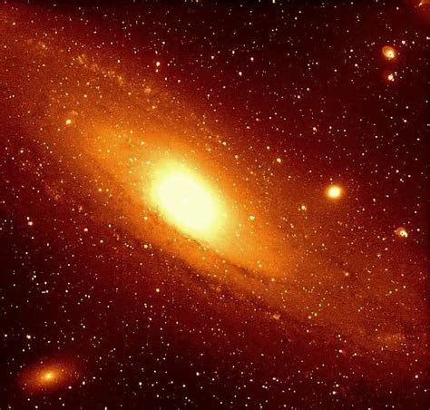 Imagenes Reales De La Galaxia Andromeda | fotos de galaxias nuestra vecina andr 243 meda