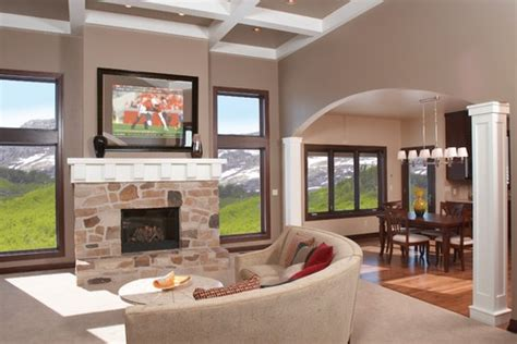 www houzz living room valspar timber dust houzz living room paint colors living room paint mocha and