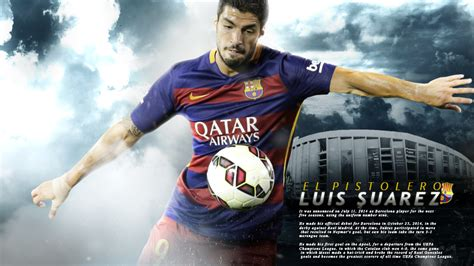wallpaper suarez barcelona luis suarez fc barcelona wallpaper by luisgfxsoccer on
