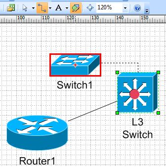 router visio network diagram software with microsoft visio