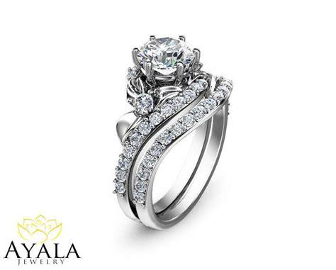 bridal set engagement rings wedding promise