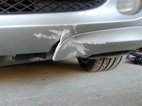 how to remove damage front bumper on a 2012 infiniti qx damaged front bumper what to do mbworld org forums