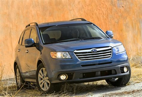 subaru tribeca 2010 2010 subaru tribeca pricing released autoevolution