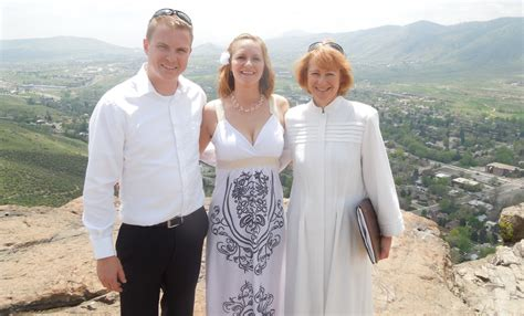 Wedding Ceremony No Officiant by Colorado Wedding Ceremonies Chris Mohr Officiants
