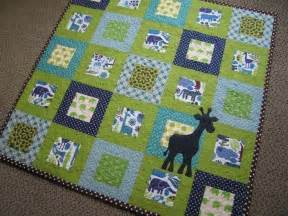 simple modern baby quilts pdf sewing pattern