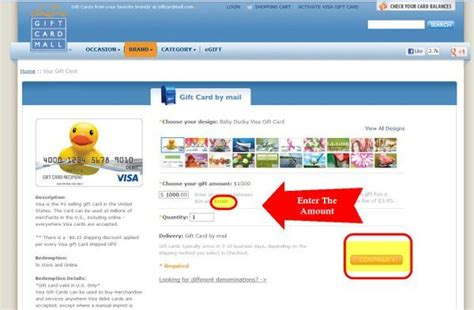Visa Gift Card Online Register - where can you use visa gift cards online infocard co