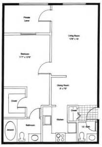 Backyard Apartment Floor Plans 2 Bedroom 1 Bath Apartments Bedroom At Real Estate