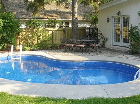 pool for small yard kidney shaped swimming pools for small yard