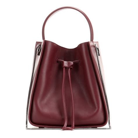 3 In 1 Brukat Bag by 3 1 Phillip Lim Soleil Small Leather Bag In Purple