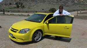 modern collectibles exposed the 2009 chevy cobalt ss 0 60