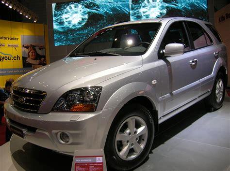 2006 Kia Sorento Specs 2006 Kia Sorento Pictures Information And Specs Auto