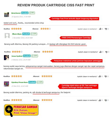 Fast Print Ciss Infus Modifikasi Epson Office Me330 Kosongan jual fast print cartridge ciss epson c58 1 set fast print indonesia