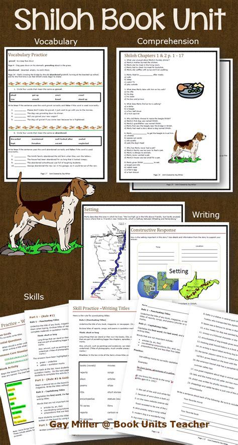 shiloh book report shiloh