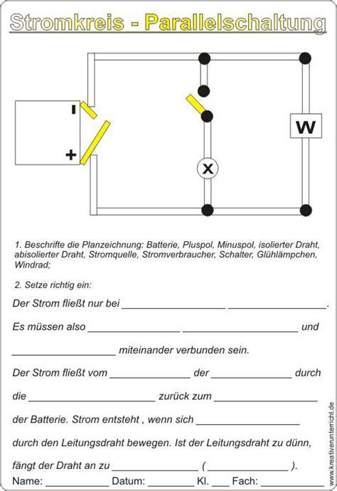 resume free download der einfache stromkreis und die parallelschaltung