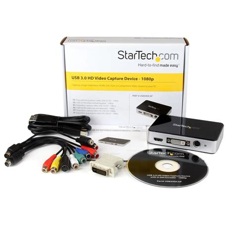 Usb Capture Hdmi startech hdmi capture device 1080p