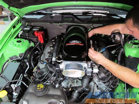 cobra jet intake manifold review ford motorsport cobra intake