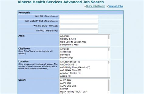 apply now alberta health services