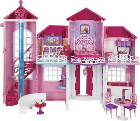 Mattel In The Dreamhouse Traumhaus