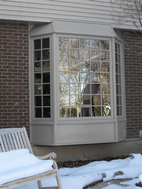 bow window ideas bow window roof idea windows siding and doors
