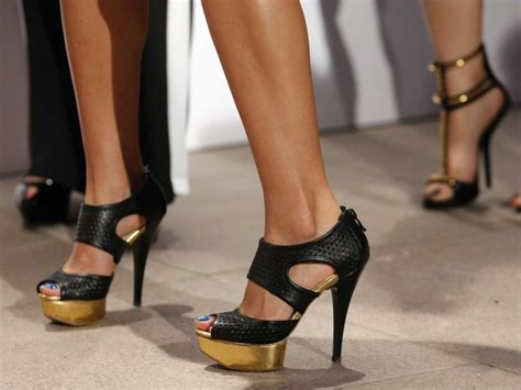 in high heels the lowdown on high heels business insider