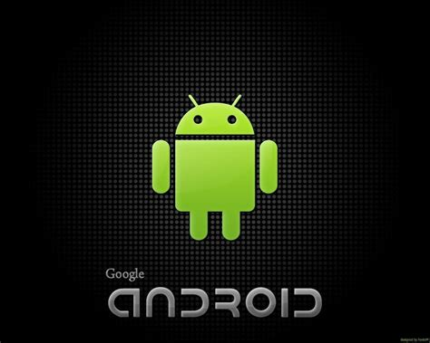 emblem android android logo wallpapers wallpaper cave