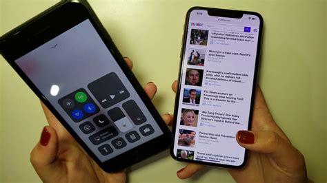 rotate lock screen ios  iphone xs max youtube