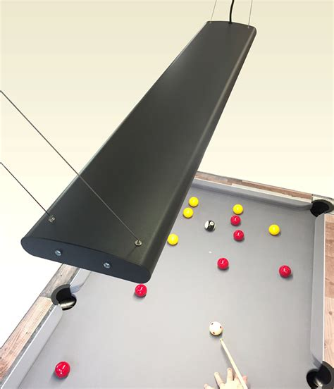 led pool table light supreme winner pool table black with free uk delivery iq