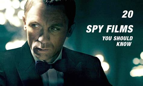 the 20 best spy films of all time highsnobiety - Best Spy Films