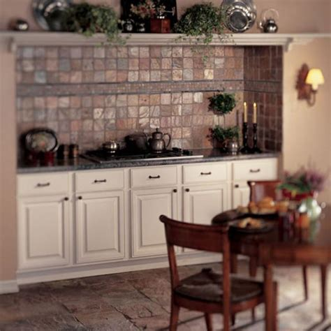 Backsplashes tile ideas slate tile kitchen backsplash wall tile
