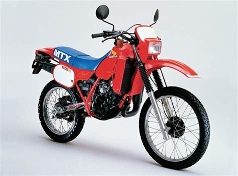 Honda Mtx125r