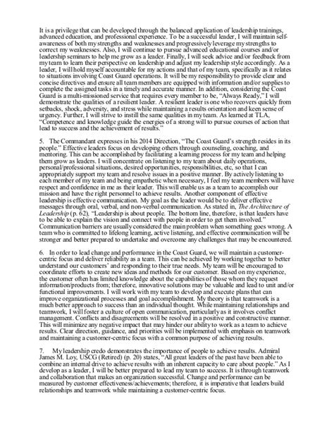 Personal Philosophy Essay by College Essays College Application Essays Personal Leadership Philosophy Paper