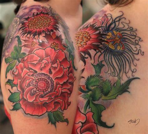 venus flytrap tattoo by marvin silva tattoos flower venus flytrap