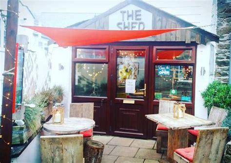 The Shed Cafe by The Shed Cafe Brunch Bar Wadebridge Restaurant