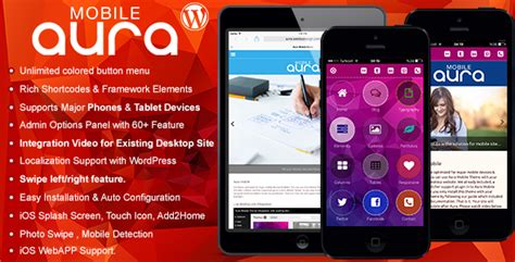 mobile themes themeforest aura premium mobile theme by webbu themeforest