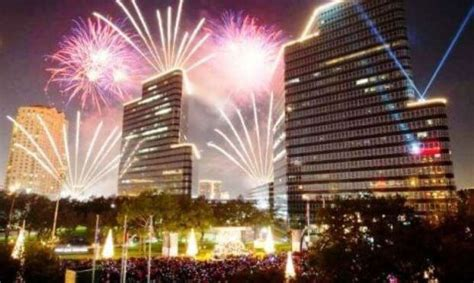 new year celebration in usa houston new years 2018 places hotels fireworks
