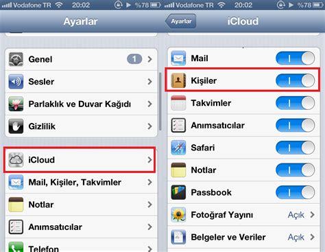 iphone u bilgisayara yedekleme iphone rehber yedekleme
