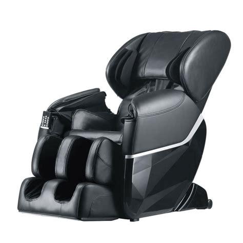 shiatsu massage recliner new electric full body shiatsu massage chair recliner zero