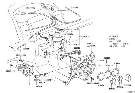 toyota vios parts diagram auto parts diagrams